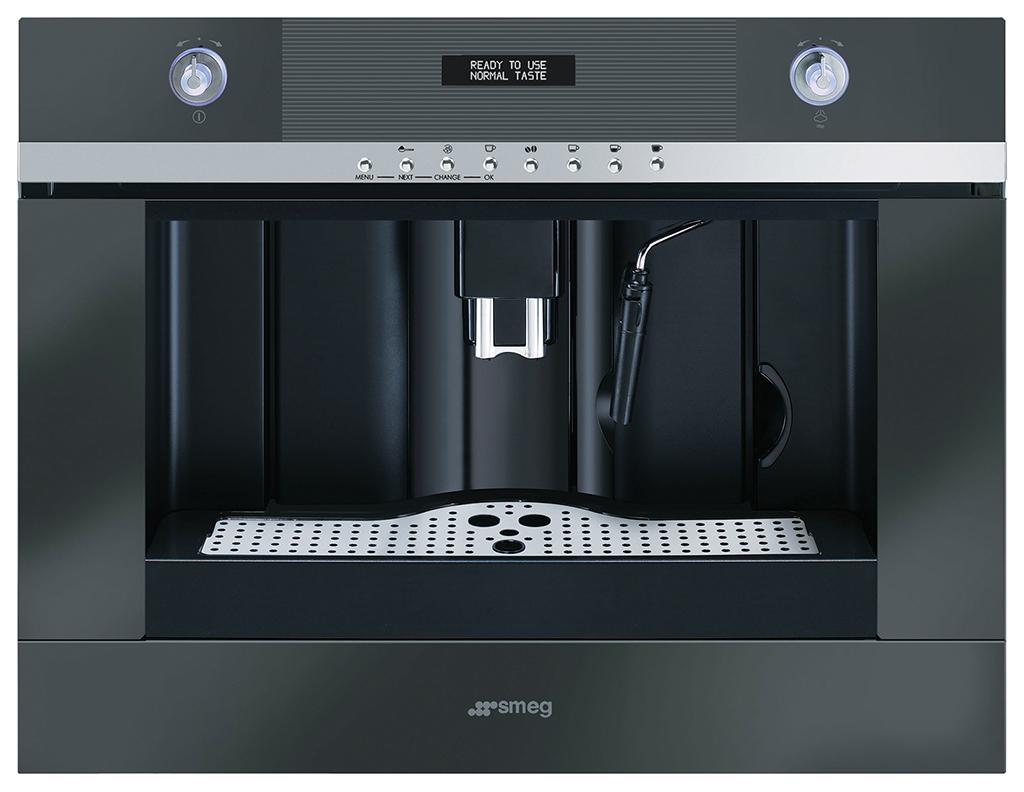 Smeg 600mm Built In Coffee Machine Cmsc451ne Ozappliances