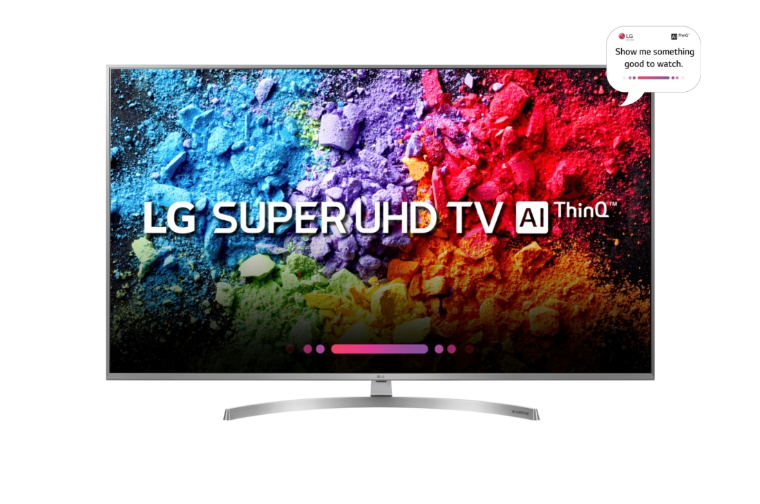 953bca94e LG Super UHD 4K 49 inch Smart TV 49UK7550PTA - OZappliances